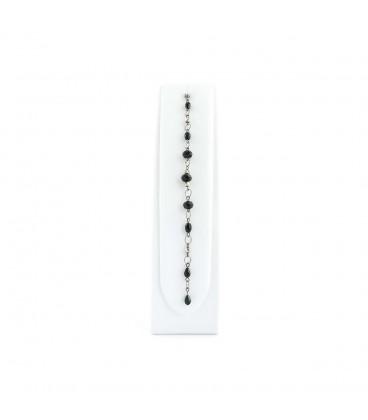Zlatý plesový náhrdelník s tyčinkami